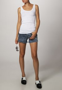 Tommy Hilfiger - NEW LUCIE - Top - classic white - 0