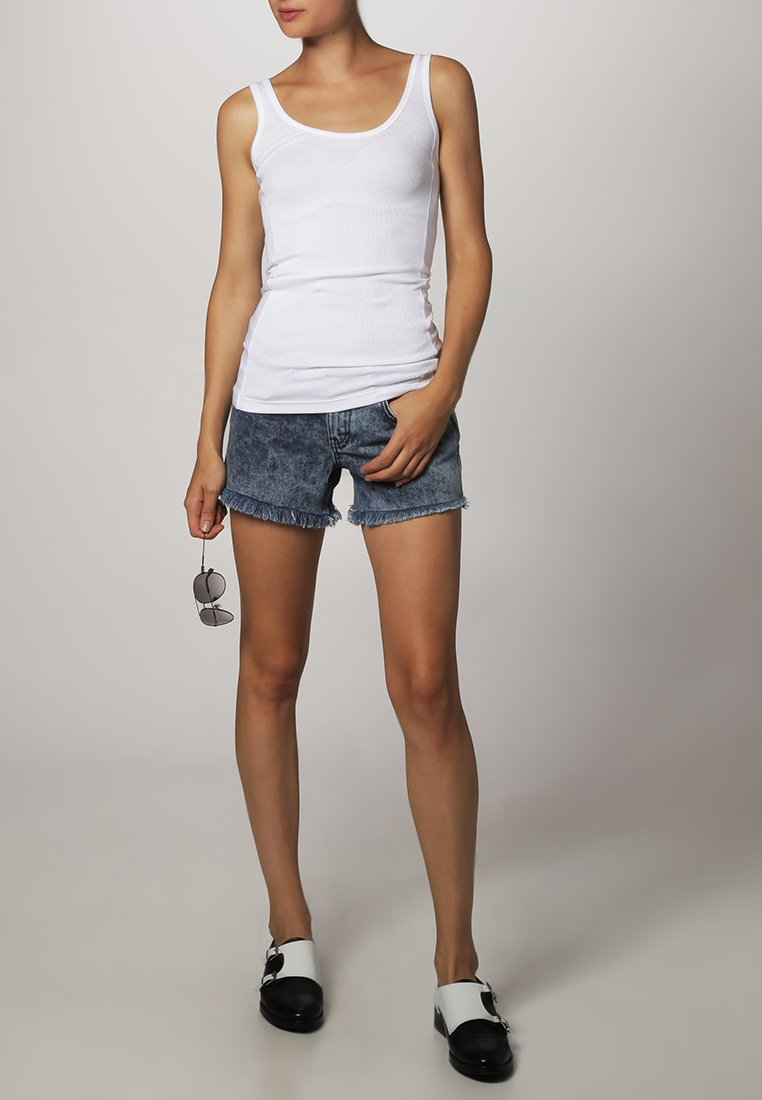 Tommy Hilfiger - NEW LUCIE - Top - classic white