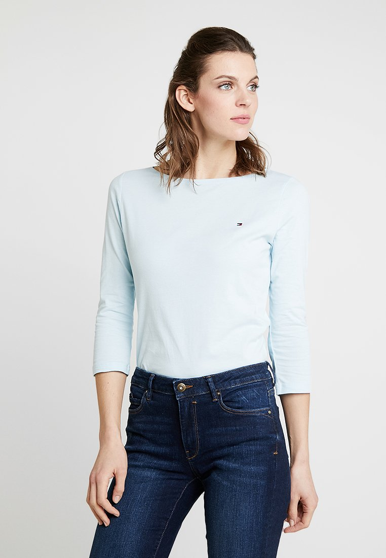 Tommy Hilfiger - TILLY BOAT 3/4  - Long sleeved top - blue