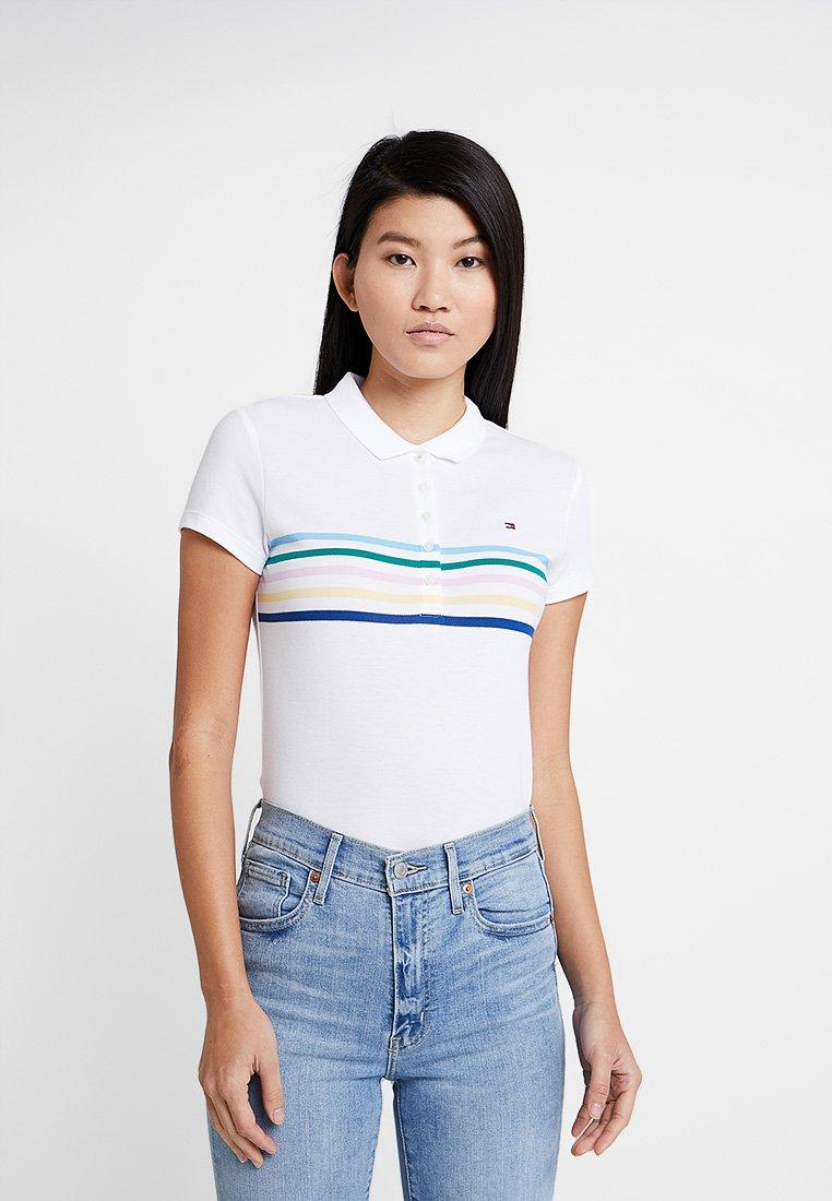 Tommy Hilfiger - NEW CHIARA - Polo shirt - white