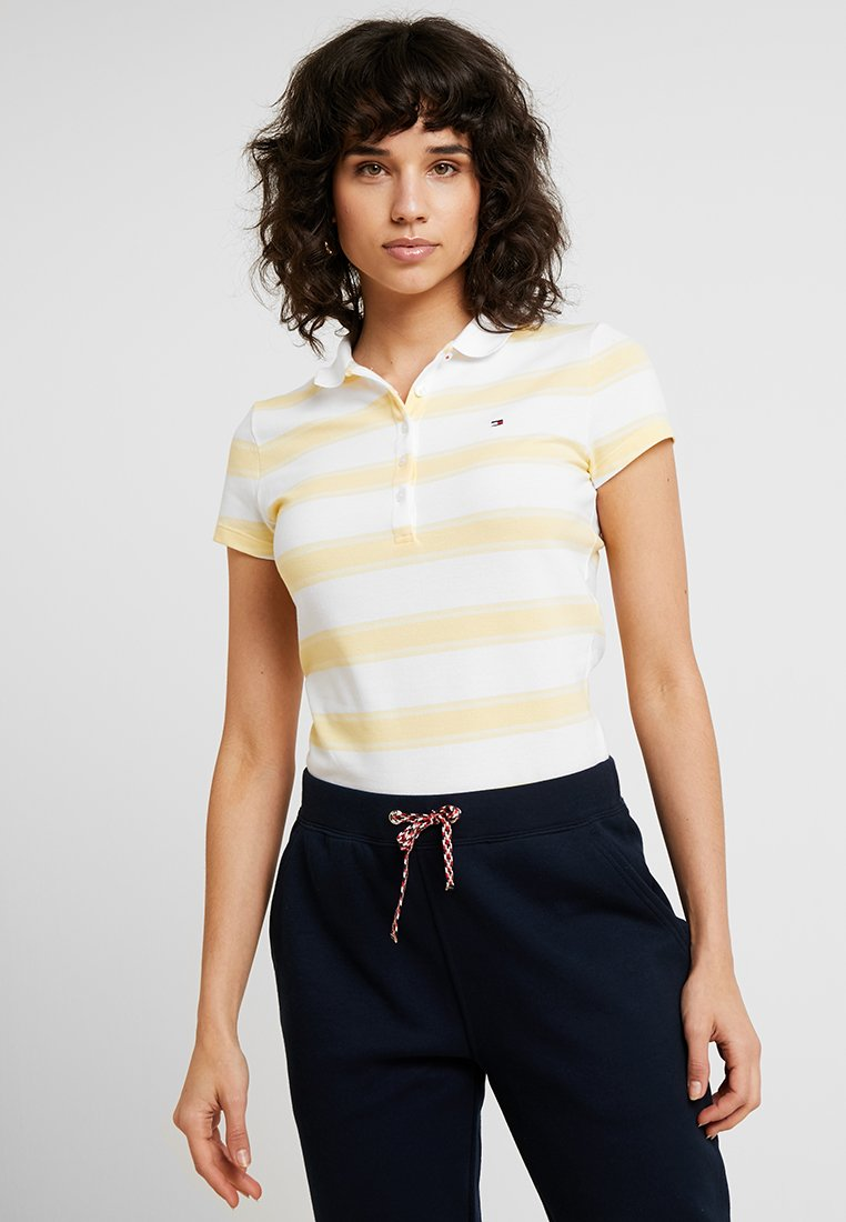 Tommy Hilfiger - NEW CHIARA - Poloshirt - yellow