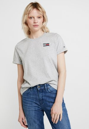 TALITA TEE - Jednoduché triko - grey