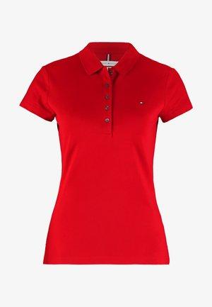 HERITAGE SHORT SLEEVE - Poloshirts - apple red