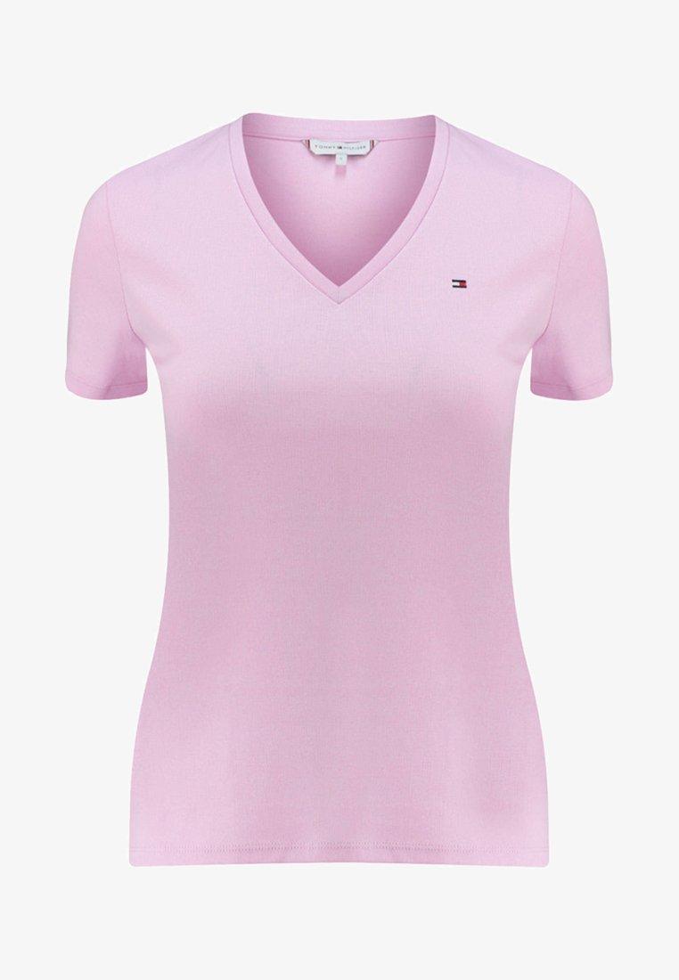 Tommy Hilfiger - T-Shirt basic - rose