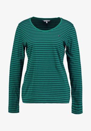 KAROLA SCOOP - Bluzka z długim rękawem - green