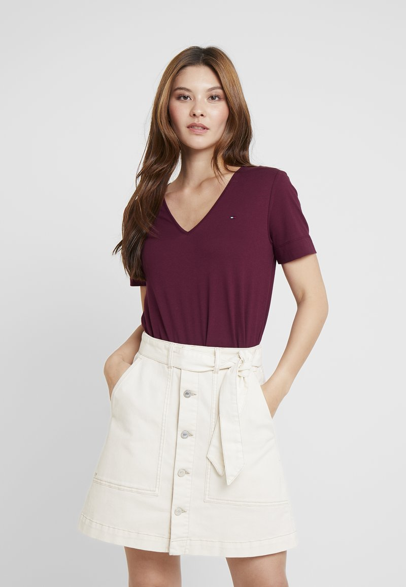 Tommy Hilfiger - NEW LUCY - T-Shirt basic - red