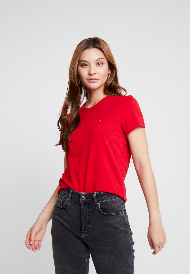 Tommy Hilfiger - NEW LUCY - T-Shirt print - red