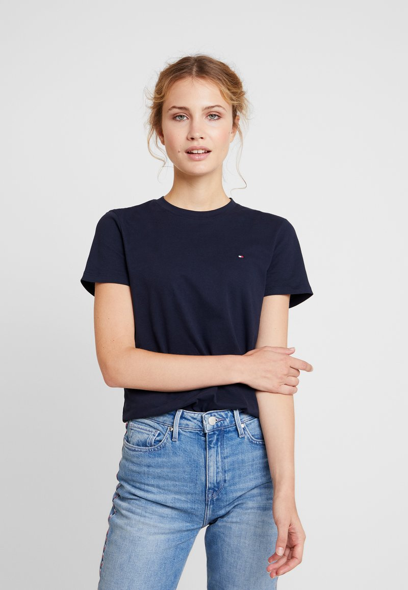 Tommy Hilfiger - NEW LUCY - T-shirt print - blue