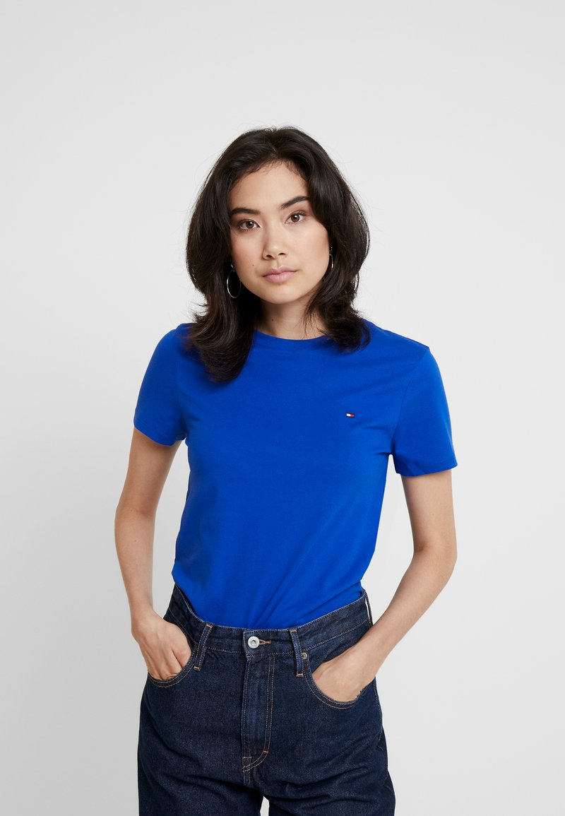 Tommy Hilfiger - NEW LUCY - T-shirt con stampa - blue