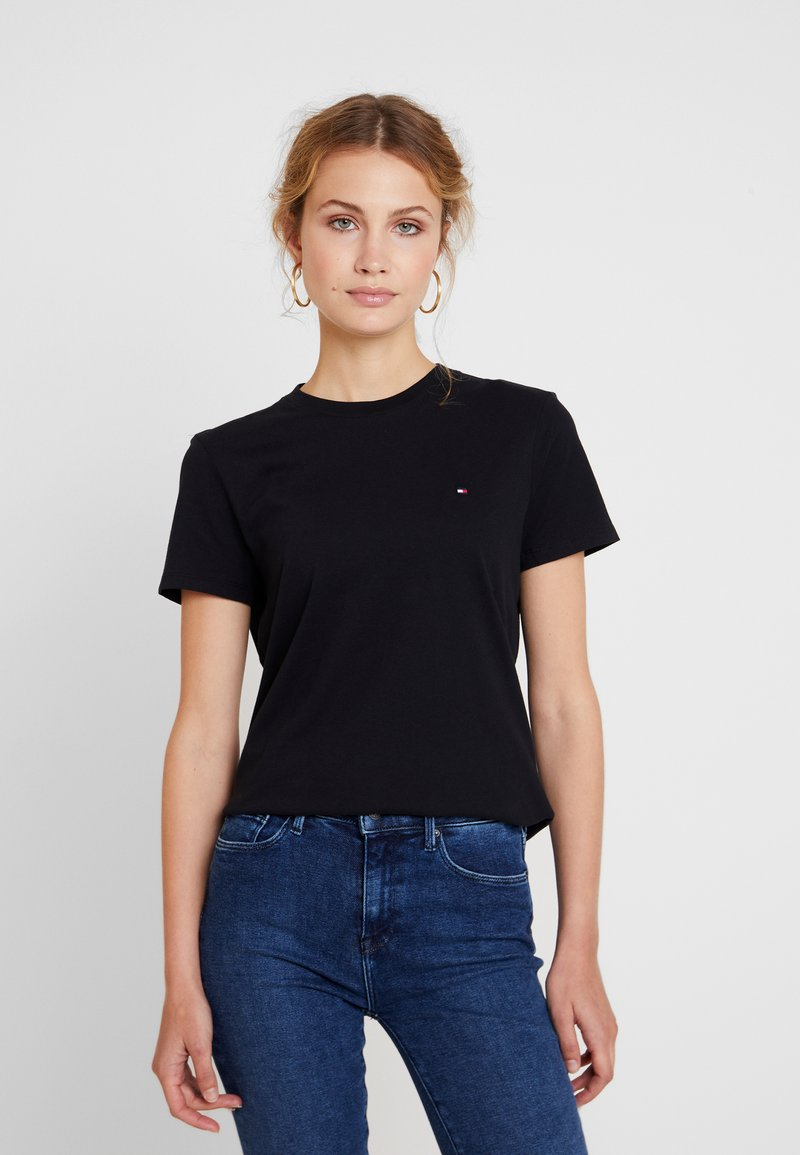 Tommy Hilfiger - NEW LUCY - T-Shirt print - black