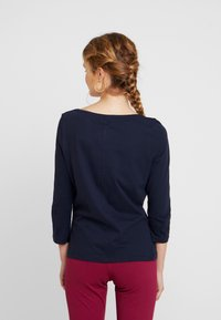 Tommy Hilfiger - NEW TILLY BOAT TEE - T-shirt à manches longues - blue - 2
