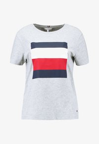 Tommy Hilfiger - CATHY TEE - T-shirt imprimé - grey - 5