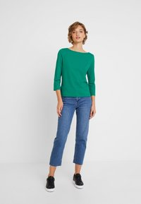 Tommy Hilfiger - NEW TILLY BOAT - T-shirt à manches longues - green - 1