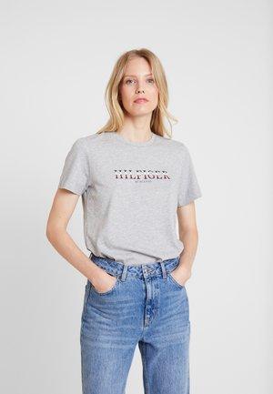KACY TEE - T-shirt imprimé - grey