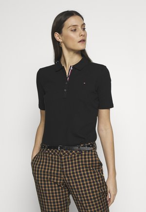 ESSENTIAL POLO - Polotričko - black