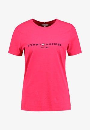 NEW TEE  - T-shirts med print - bright jewel