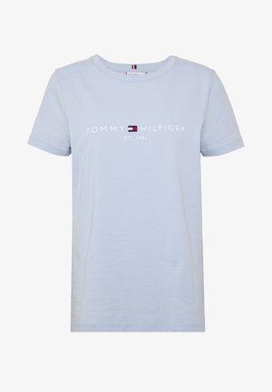NEW TEE  - T-shirt z nadrukiem - breezy blue