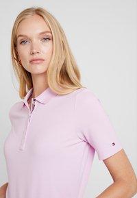 Tommy Hilfiger - ESSENTIAL  - Poloskjorter - pink lavender - 3