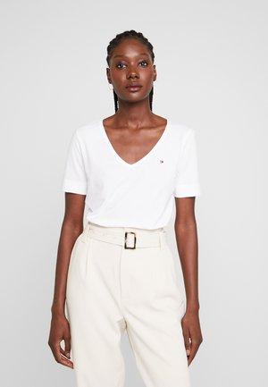 CLASSIC V-NK - T-shirt basic - white