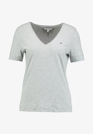 CLASSIC  - T-shirts - light grey heather