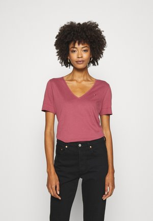 CLASSIC  - T-shirt basic - misty red