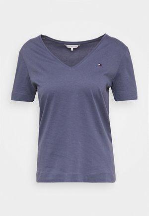CLASSIC  - T-shirt basic - blue