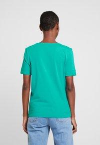 Tommy Hilfiger - CLASSIC  - Camiseta básica - aqua teal - 2