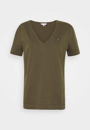 CLASSIC  - T-shirt basic - army green