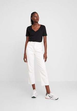 CLASSIC V-NK - T-Shirt basic - black