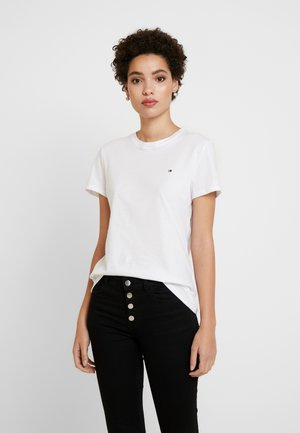 CLASSIC - T-shirts - white