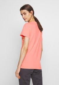 Tommy Hilfiger - CLASSIC - Basic T-shirt - pink grapefruit - 2