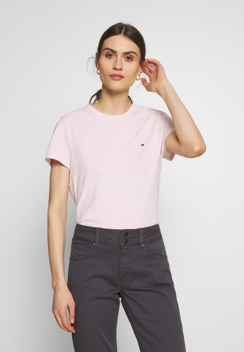 Tommy Hilfiger - Basic T-shirt - pale pink