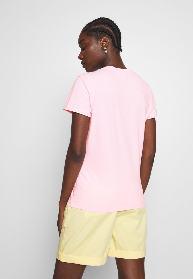 Tommy Hilfiger - CLASSIC - Basic T-shirt - frosted pink