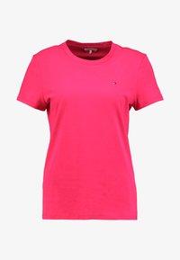 Tommy Hilfiger - Basic T-shirt - pink - 3
