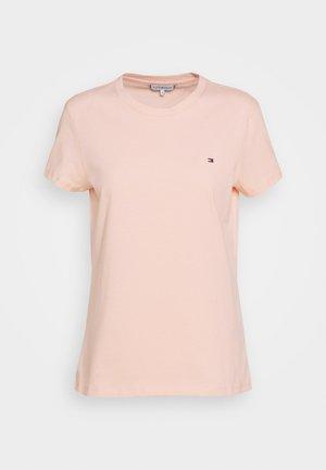 CLASSIC - Basic T-shirt - washed watermelon pink