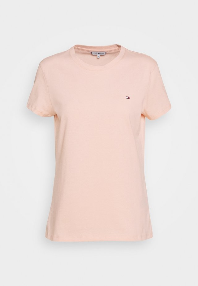 CLASSIC - T-shirts basic - washed watermelon pink