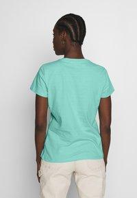 Tommy Hilfiger - CLASSIC - Basic T-shirt - light green - 2