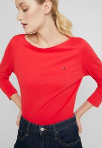 Tommy Hilfiger - CLASSIC BOAT - Longsleeve - red alert - 5
