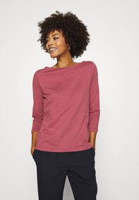 Tommy Hilfiger - Long sleeved top - misty red - 0