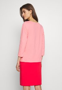 Tommy Hilfiger - CLASSIC BOAT NECK 3/4 SLEEVE  - T-shirt à manches longues - pink grapefruit - 2