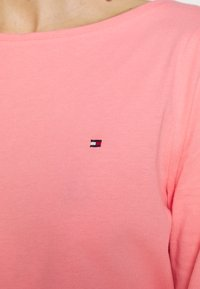 Tommy Hilfiger - CLASSIC BOAT NECK 3/4 SLEEVE  - T-shirt à manches longues - pink grapefruit - 5