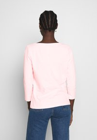 Tommy Hilfiger - CLASSIC BOAT NECK 3/4 SLEEVE  - Maglietta a manica lunga - pale pink - 2
