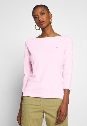CLASSIC BOAT - Bluzka z długim rękawem - frosted pink