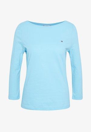 CLASSIC BOAT NECK 3/4 SLEEVE  - Maglietta a manica lunga - sail blue