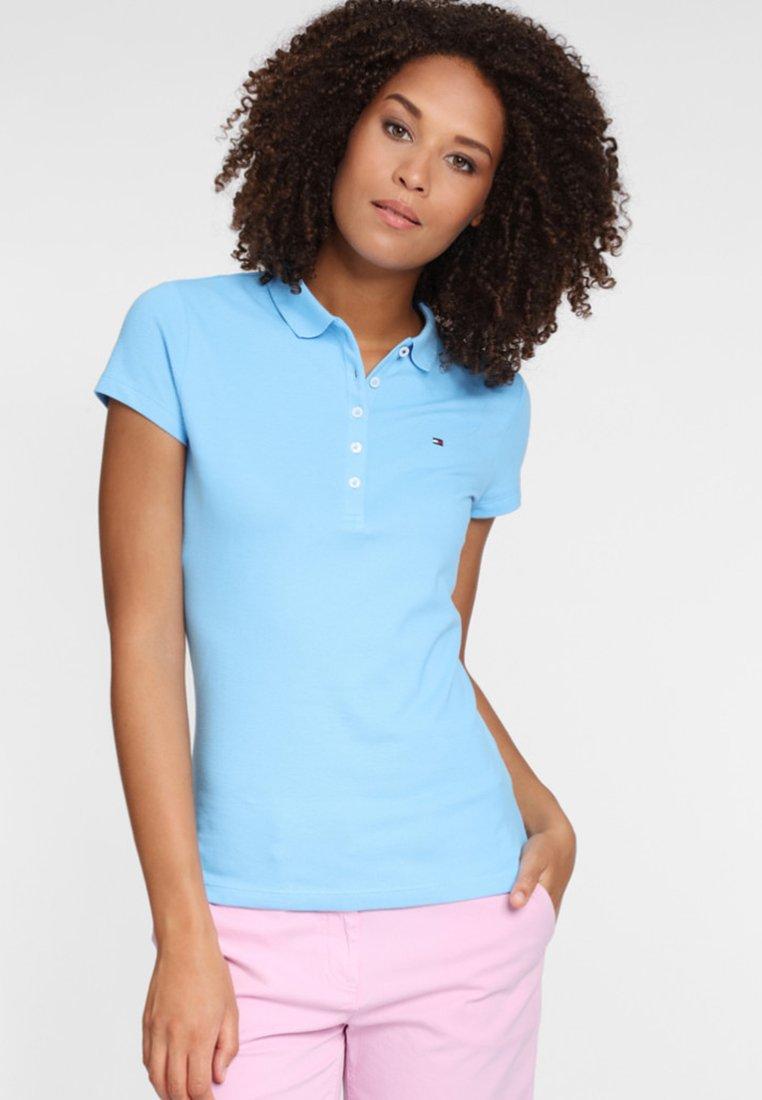 Tommy Hilfiger - CHIARA  - Polo shirt - alaskan blue