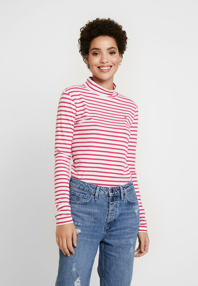 ESSENTIAL ROLL - Long sleeved top - bright jewel