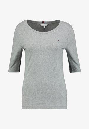 ESSENTIAL - T-Shirt basic - light grey heather