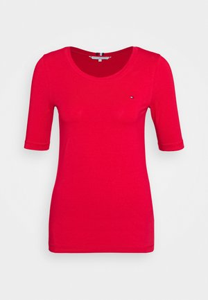 ESSENTIAL SOLID - T-shirts - primary red