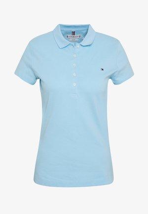 NEW SHORT SLEEVE SLIM - Poloshirt - sail blue
