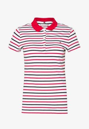 SCOTTIE SLIM FIT - Poloshirt - white